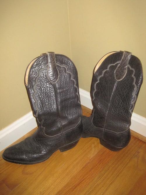 Vintage Cowboy Boots: How to Wear Vintage Shoes for Men