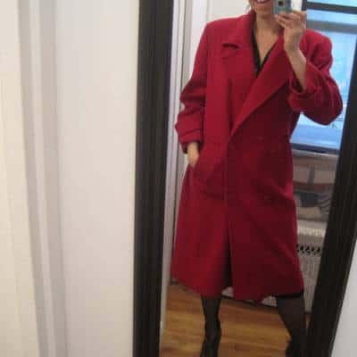 RIP, My Sweet, Sweet Vintage Coats