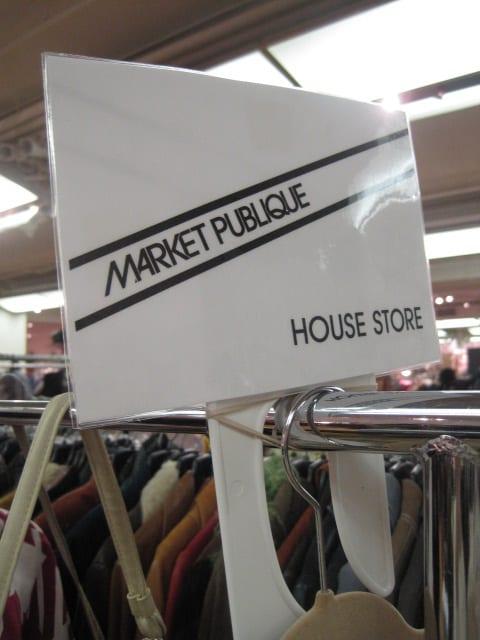 I <3 Market Publique @ The Manhattan Vintage Show