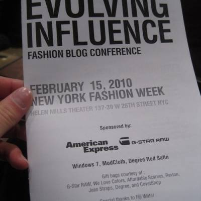 Independent Fashion Bloggers Conference: Life, Love, & the Pursuit of Blogging with Style, Substance & Authenticity