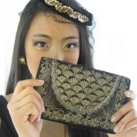 1950s clutch from sammy davis vintage
