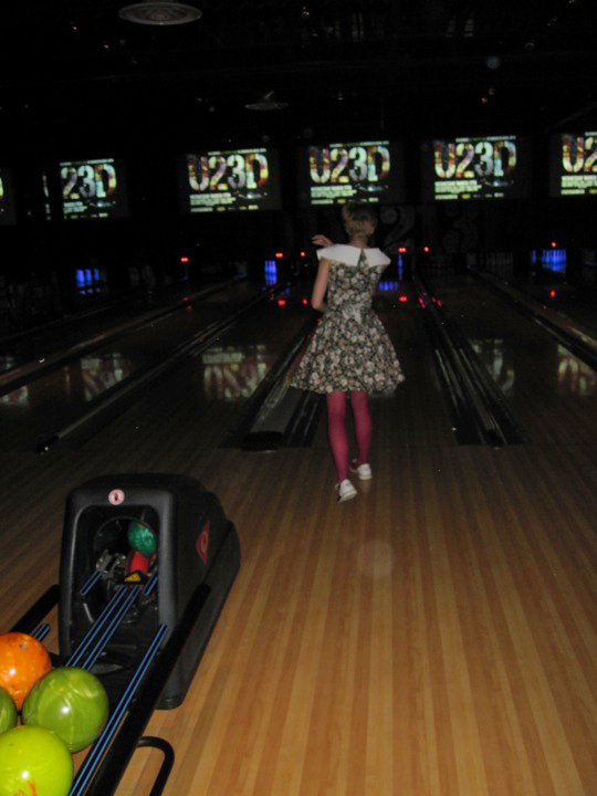 sammy davis vintage bowling at brooklyn bowl