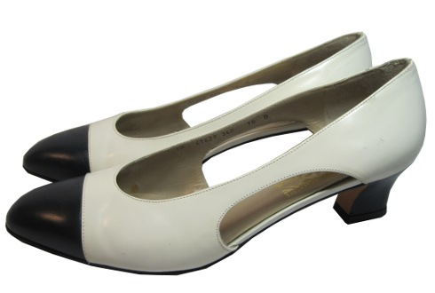 vintage ferragamo shoes