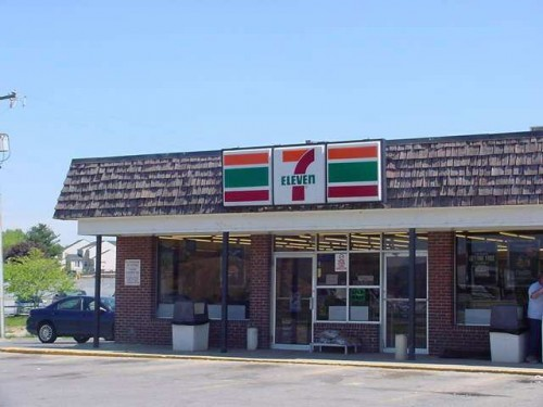 7-11 store