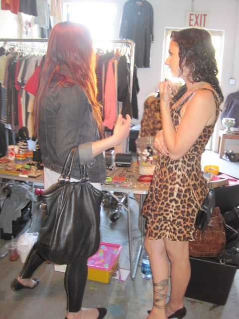 stephanie of in your closet nyc