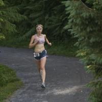 sammy davis running a half marathon