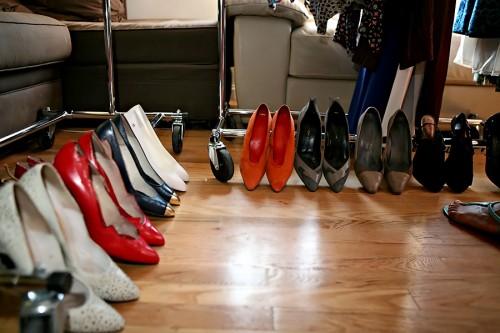vintage shoes by sammy davis vintage