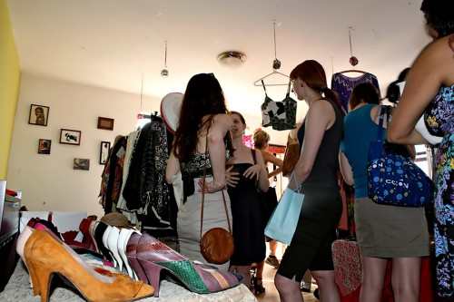 style and purpose sale with pink brick house