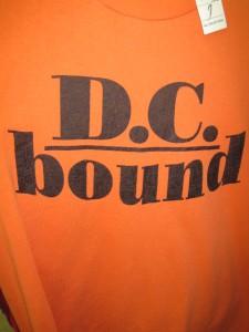 dc bound vintage t shirt
