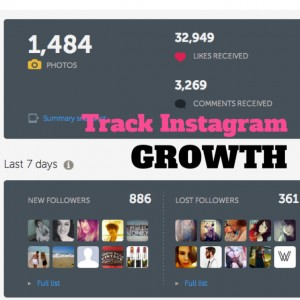 track instagram growth