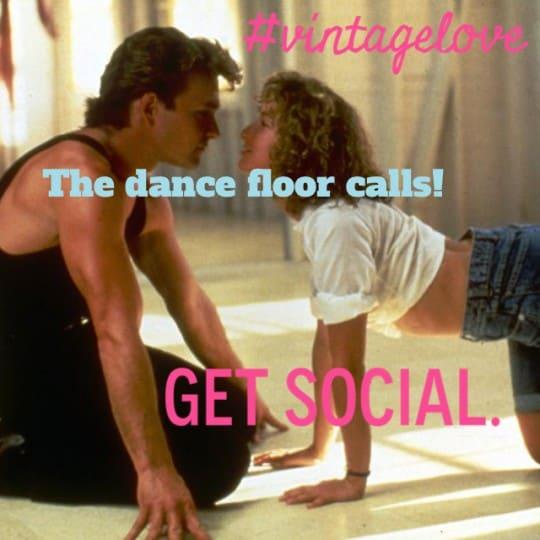 dirty dancing get social