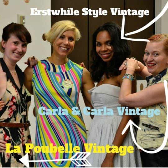 happy vintage sellers