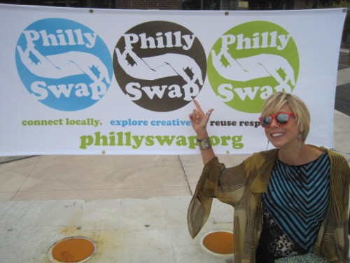 philly swap sign