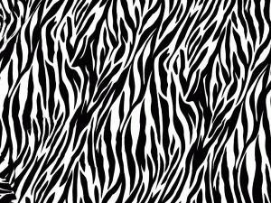 bad zebra print