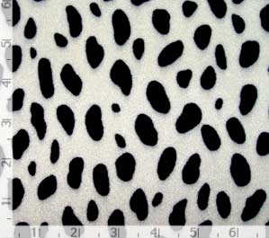 dalmatian print