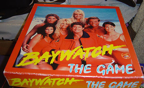 baywatch board game