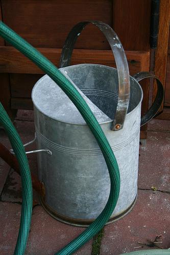 watering pail