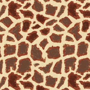 giraffe print