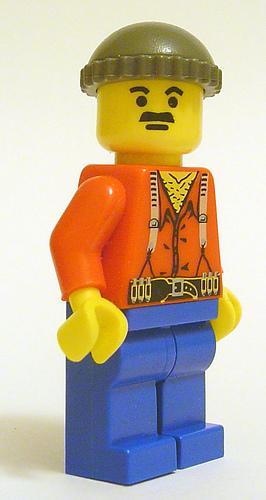 lumberjack lego