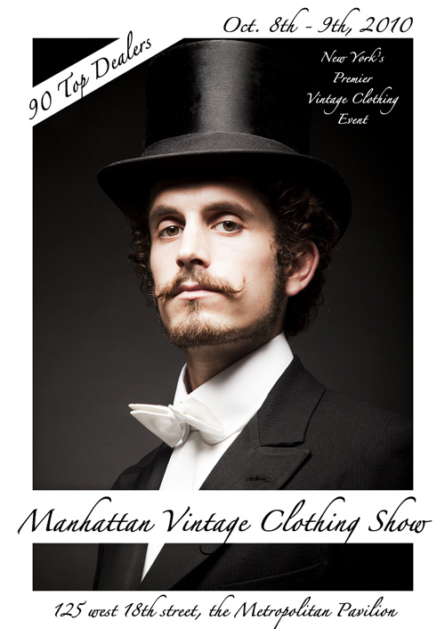 The Manhattan Vintage Show is THIS WEEKEND!