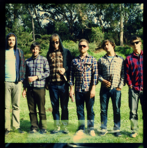 flannel on hipster guys