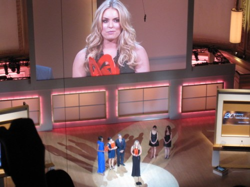 Lindsey Vonn Glamour Women of the Year