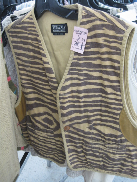 Vintage Clothing Finds at Salvation Army Thrift Store in York, PA!