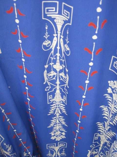 Vintage Clothing Print