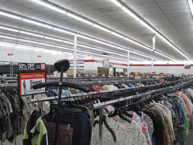 Massive Salvation Army Store