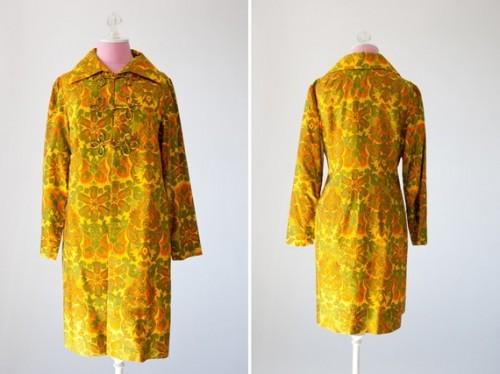 vintage 60s coat