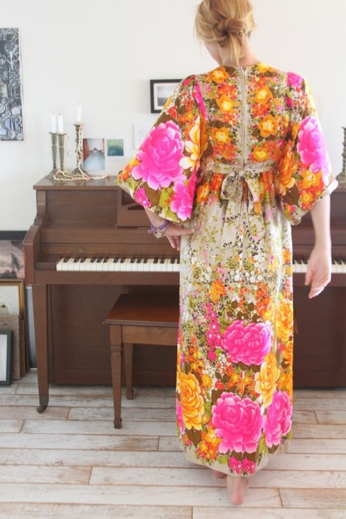 Vintage Hawiaan Dress Etsy