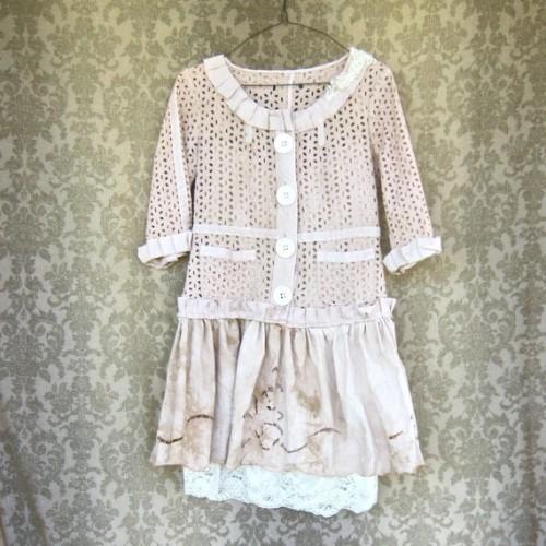 Vintage Layered Slip Dress Etsy