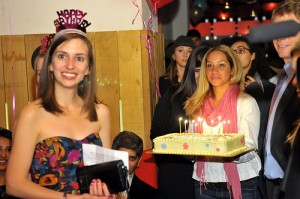 shes the first soiree birthday cake
