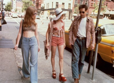 vintage fashion outfit inspiration taxi driver