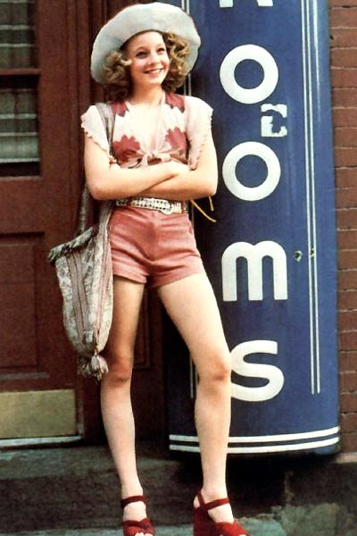 jodie foster taxi driver vintage fashion outfit