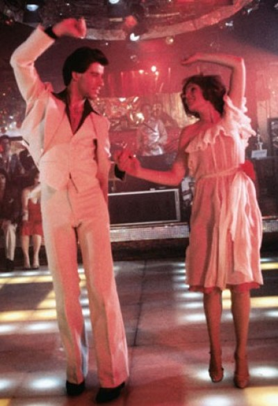 saturday night fever vintage fashion outfits