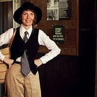 annie hall movie vintage fashion outfit