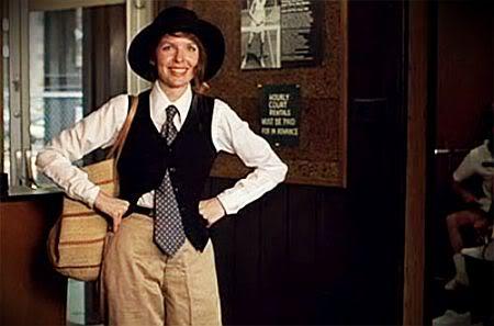 annie hall movie vintage fashion outfit
