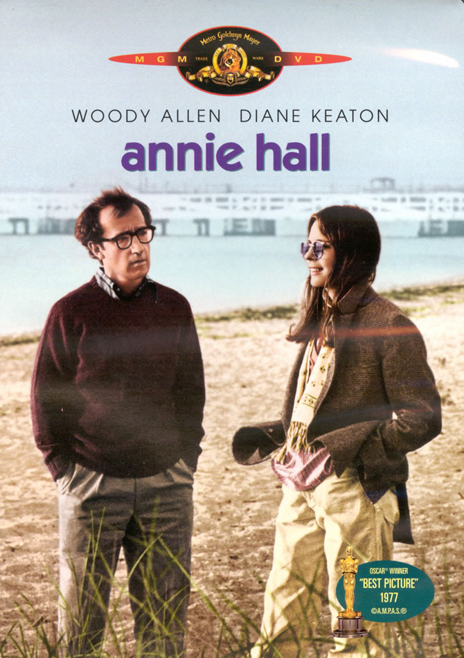 annie hall vintage fashion movie poster