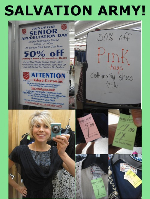 Thrift Store Clothing Spending Guide: How to Save Money & Buy Smart When Shopping Thrift Stores