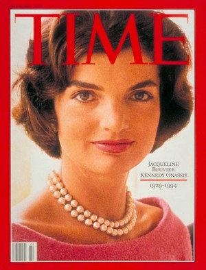 jackie kennedy time magazine cover