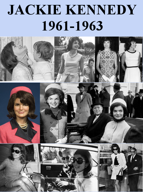 jackie kennedy vintage fashion outfits