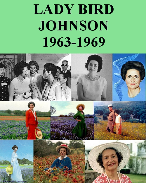 lady bird johnson vintage fashion outfits