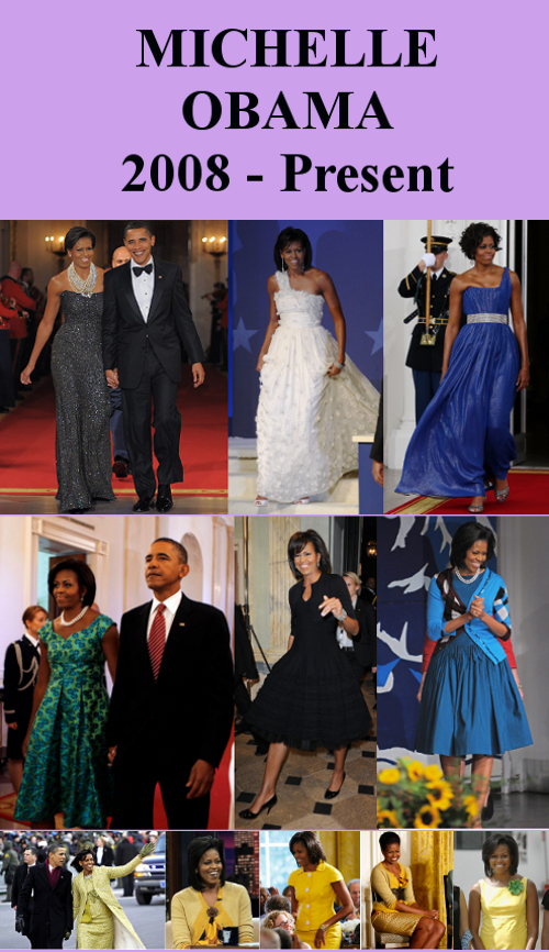 first lady michelle obama fashion outfits