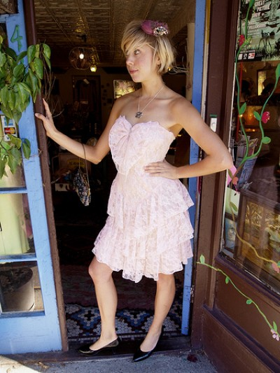 pretty in pink movie vintage fashion outfits