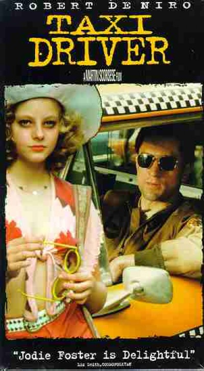 taxi driver movie poster vintage fashion outfits