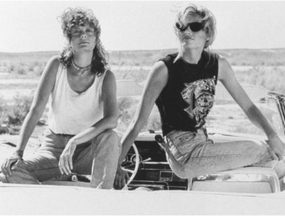 thelma and louise vintage fashion outfit