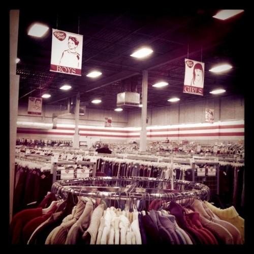 giant thrift store