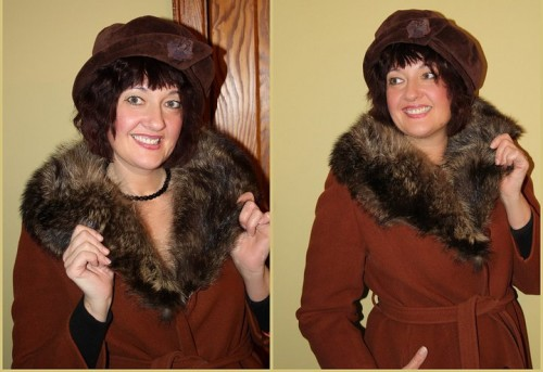 how to wear vintage fashion picture