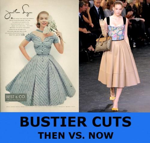 1960s bustier dresses